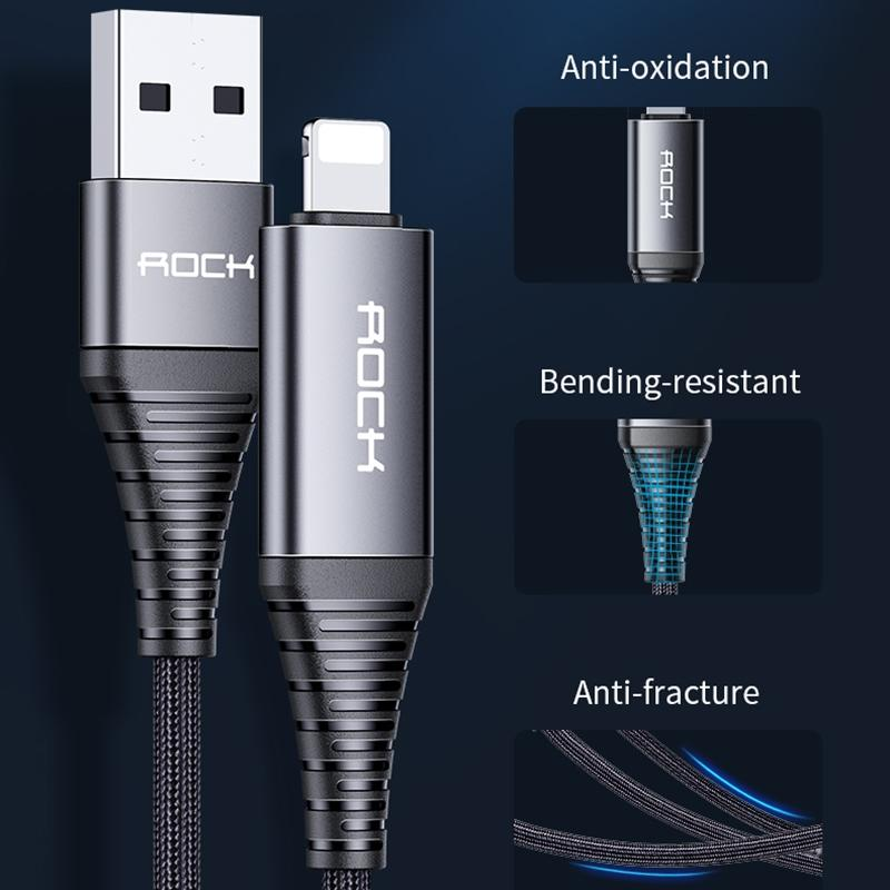 Rock R12 Multi Function 4 In 1 Pd Fast Charge Sync Cable (2)