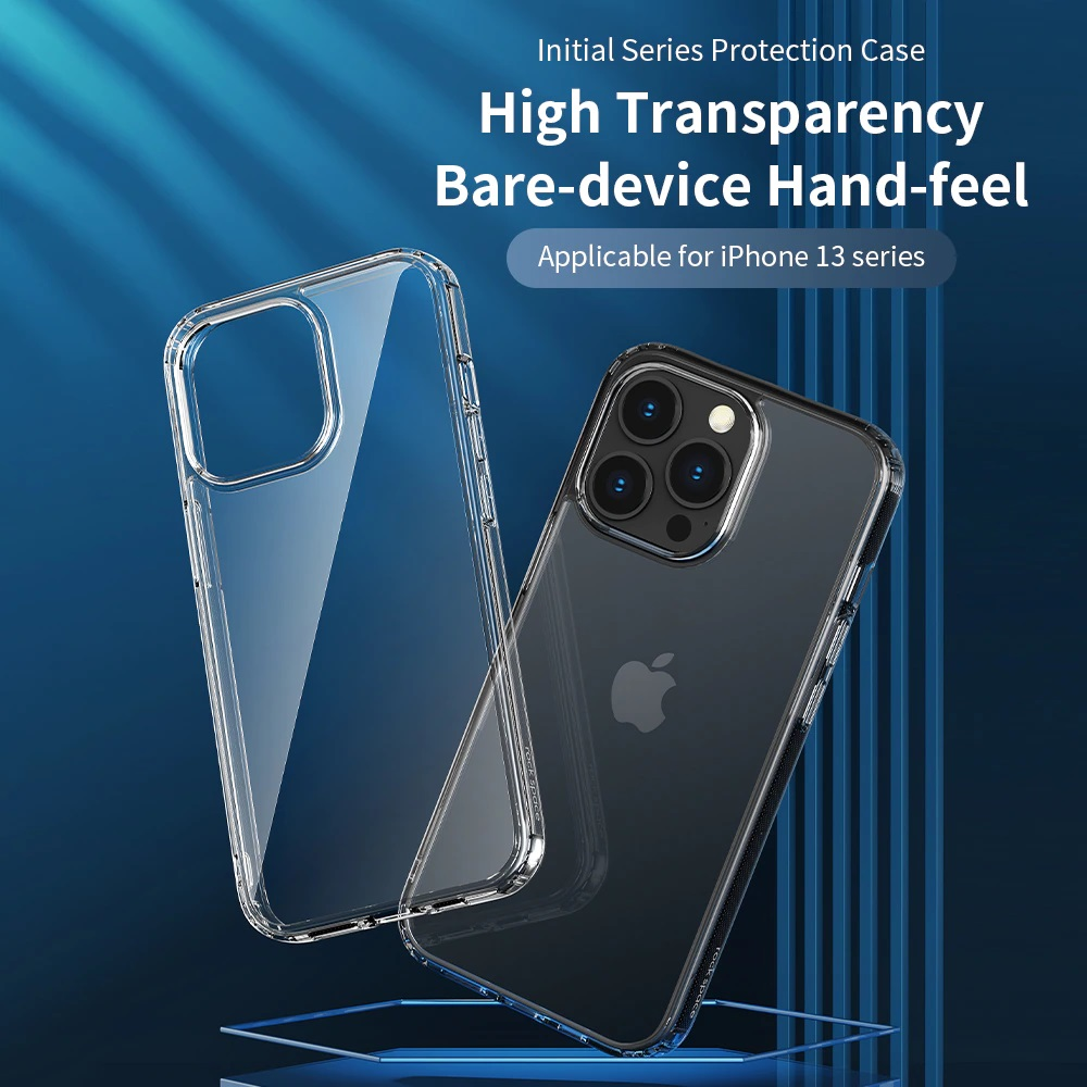 Rockspace Initial Series Protection Case For Iphone 13 Series 2