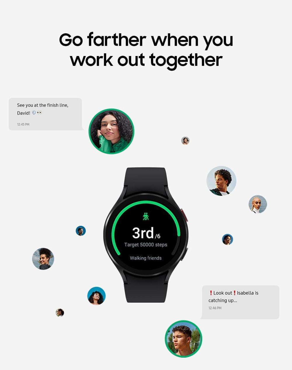 Samsung Galaxy Watch 4 Smartwatch 40 44mm (5)