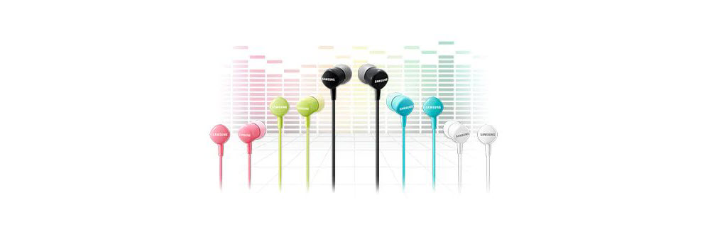 Samsung Hs 1303 Wired In Ear Volume Control Earphone With Mic (2)
