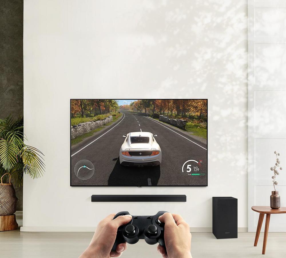 Samsung Hw A450 300w 2 1 Channel Soundbar With Dolby Audio (4)