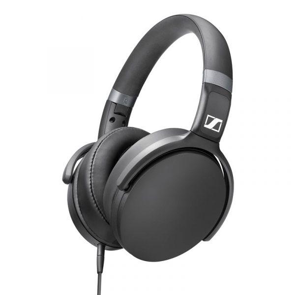 Sennheiser Hd 4 30i Black Around Ear Headphones (3)