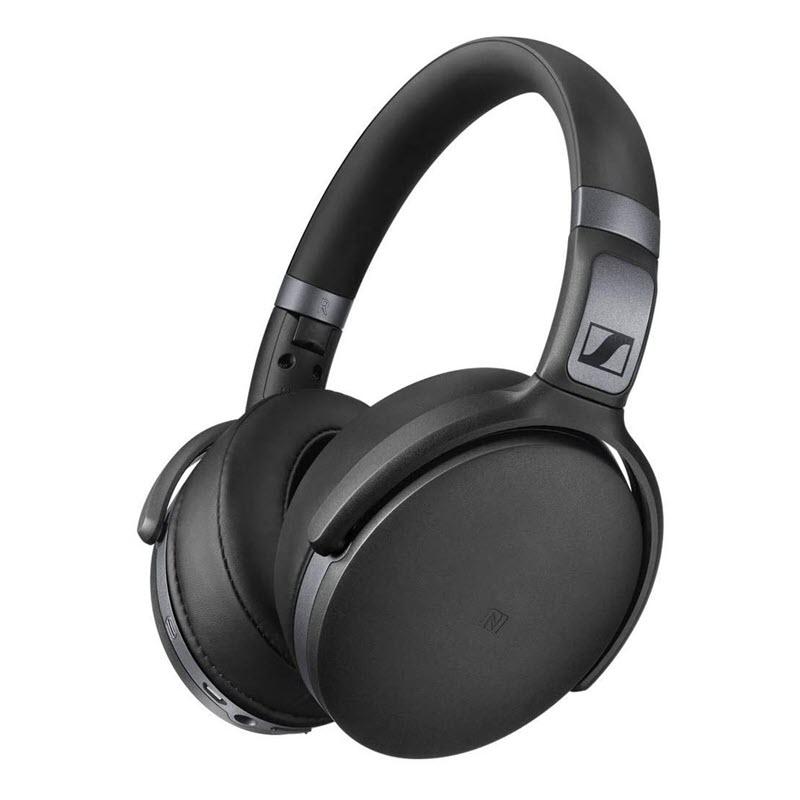 Sennheiser Hd 4 40 Around Ear Bluetooth Wireless Headphones (4)