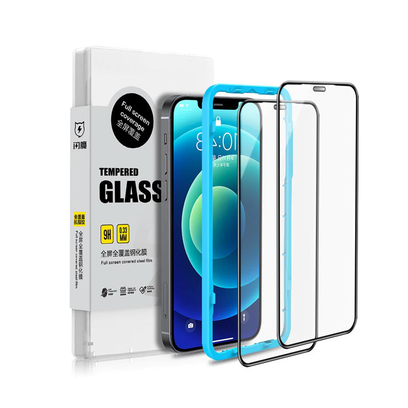Smartdevil Amazing Full Screen Coverage Tempered Glass For Iphone 12 12 Pro 12 Pro Max (4)