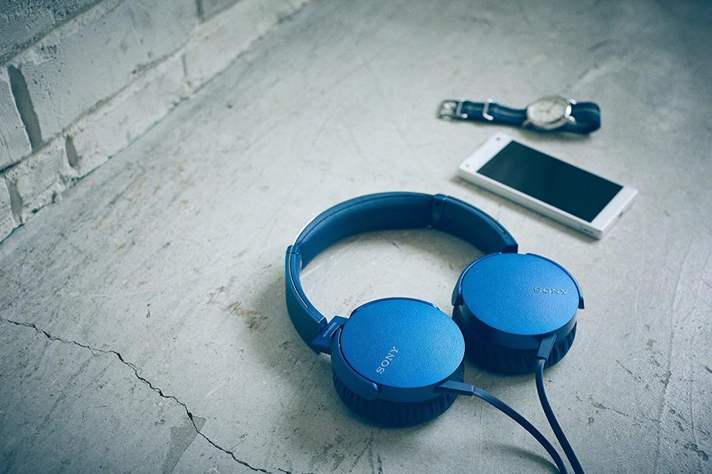 Sony Mdr Xb550ap Extra Bass Headphones (3)