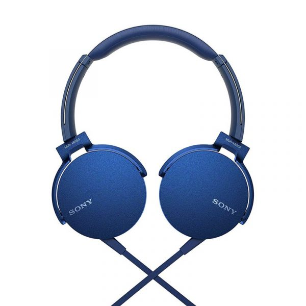 Sony Mdr Xb550ap Extra Bass Headphones (4)