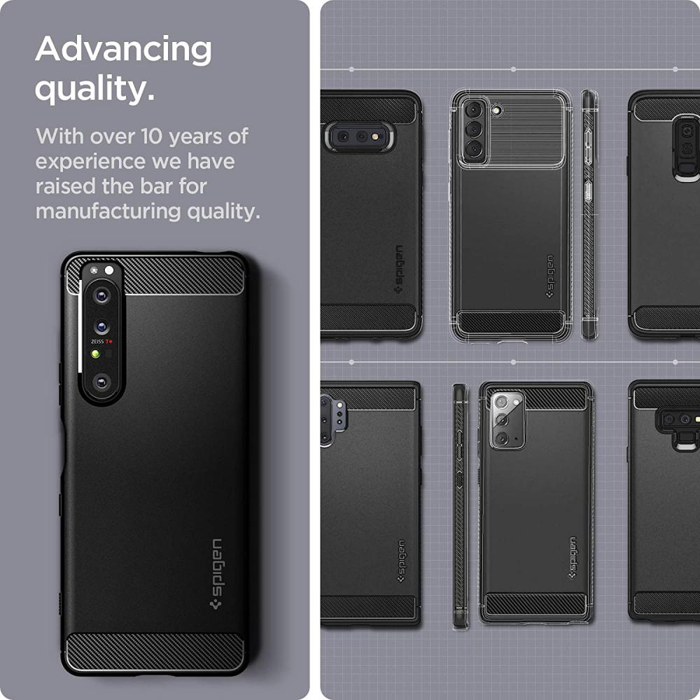 Spigen Rugged Armor For Xperia 1 Iii Case (5)