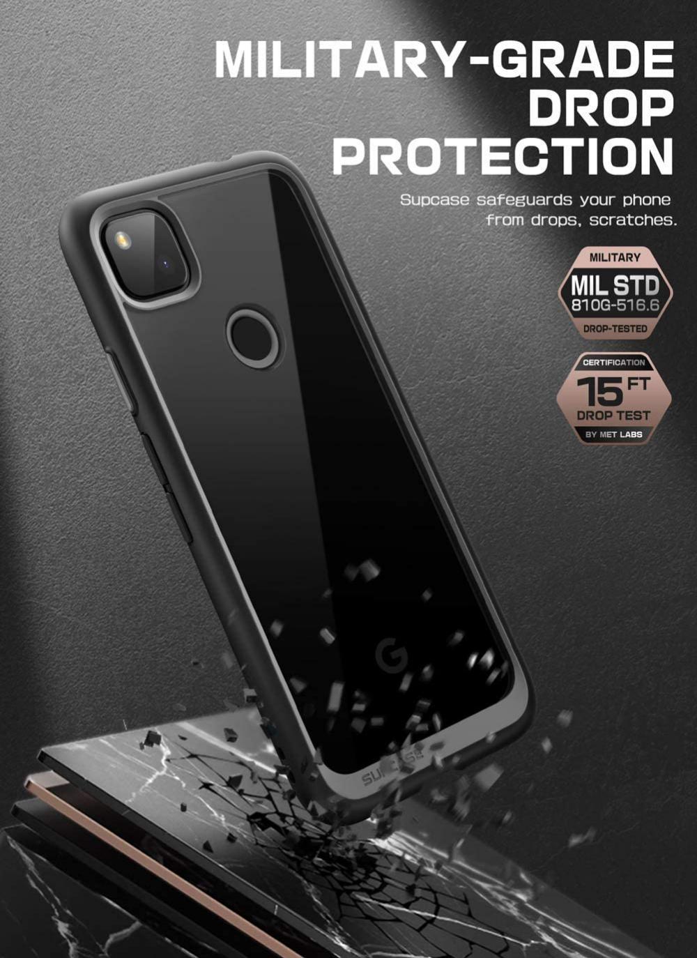 Supcase Unicorn Beetle Style Slim Clear Case For Huawei Mate 20 Pro/30 Pro/40 Pro/P30 Pro/P40 Pro