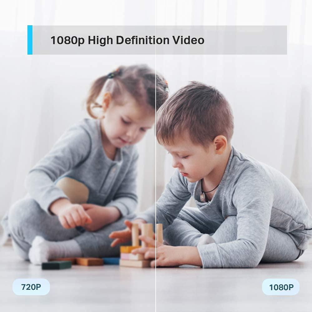 Tp Link Tapo C200 Pan Tilt Home Security Wi Fi Camera (1)