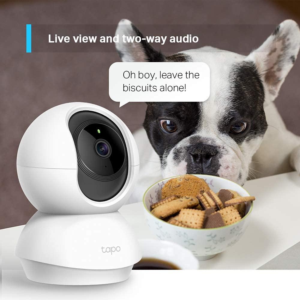 Tp Link Tapo C200 Pan Tilt Home Security Wi Fi Camera (3)