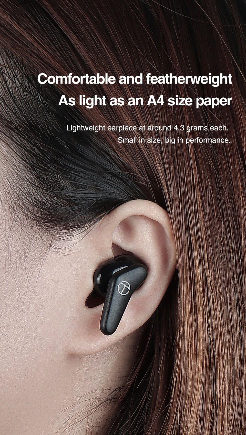 Trn Am1 Tws Dynamic Earbuds Bluetooth 5 0 (3)