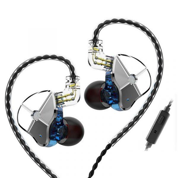 Trn St1 1ba1dd In Ear Buds Earphones (1)