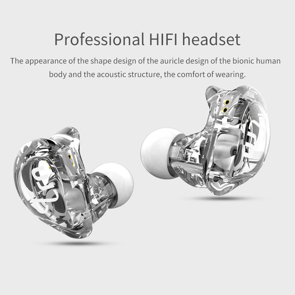 Trn V10 2dd With 2ba Hybrid In Ear Earphone (3)
