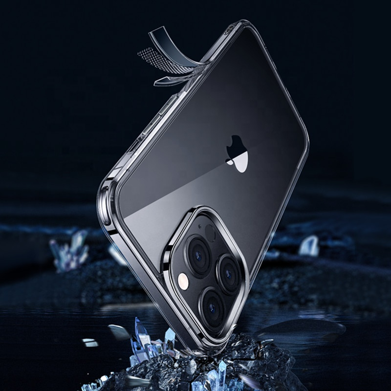 Usams Minni Series Glass Back Case For Iphone 13 Pro 13 Pro Max (1)