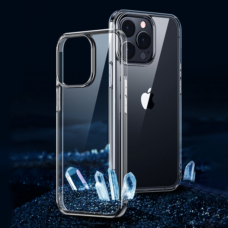 Usams Minni Series Glass Back Case For Iphone 13 Pro 13 Pro Max (2)