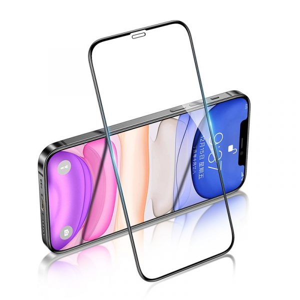 Usams Tempered Glass Screen Protector For Iphone 12 Series (1)