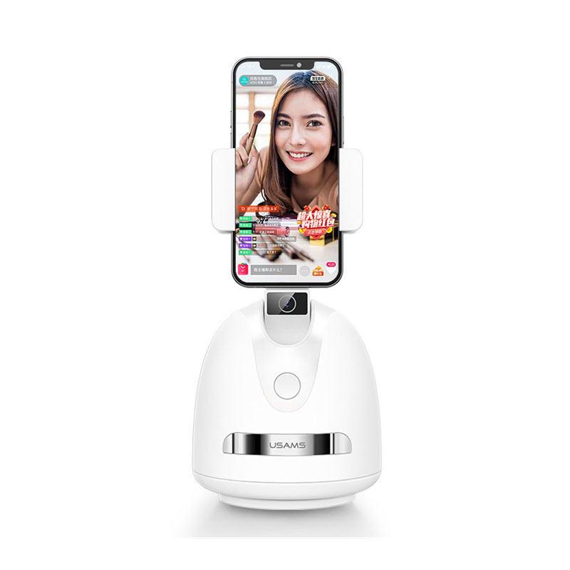 Usams Us Zb239 Smart Face Tracking Phone Holder (1)