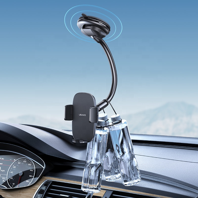 Usams Zj065 Flexible Car Portable Stand Dashboard Mobile Phone Holder (1)