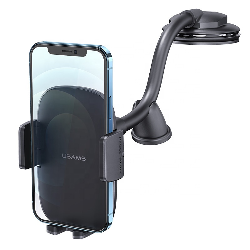 Usams Zj065 Flexible Car Portable Stand Dashboard Mobile Phone Holder (3)