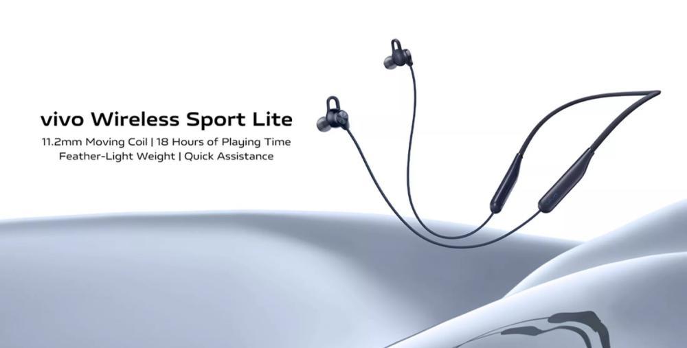 Vivo Wireless Sport Lite 11 2mm Driver Heavy Bass Wireless Earbuds (2)