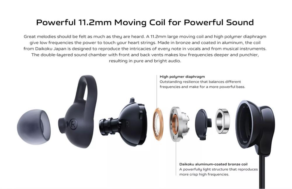 Vivo Wireless Sport Lite 11 2mm Driver Heavy Bass Wireless Earbuds (4)