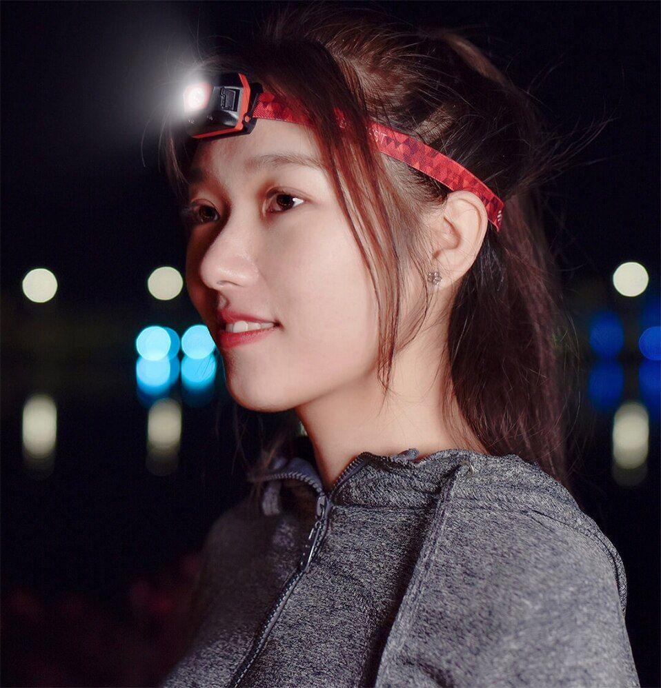 Xiaomi Beebest Led Headlight Portable Outdoor Cree Led Flash Light (3)