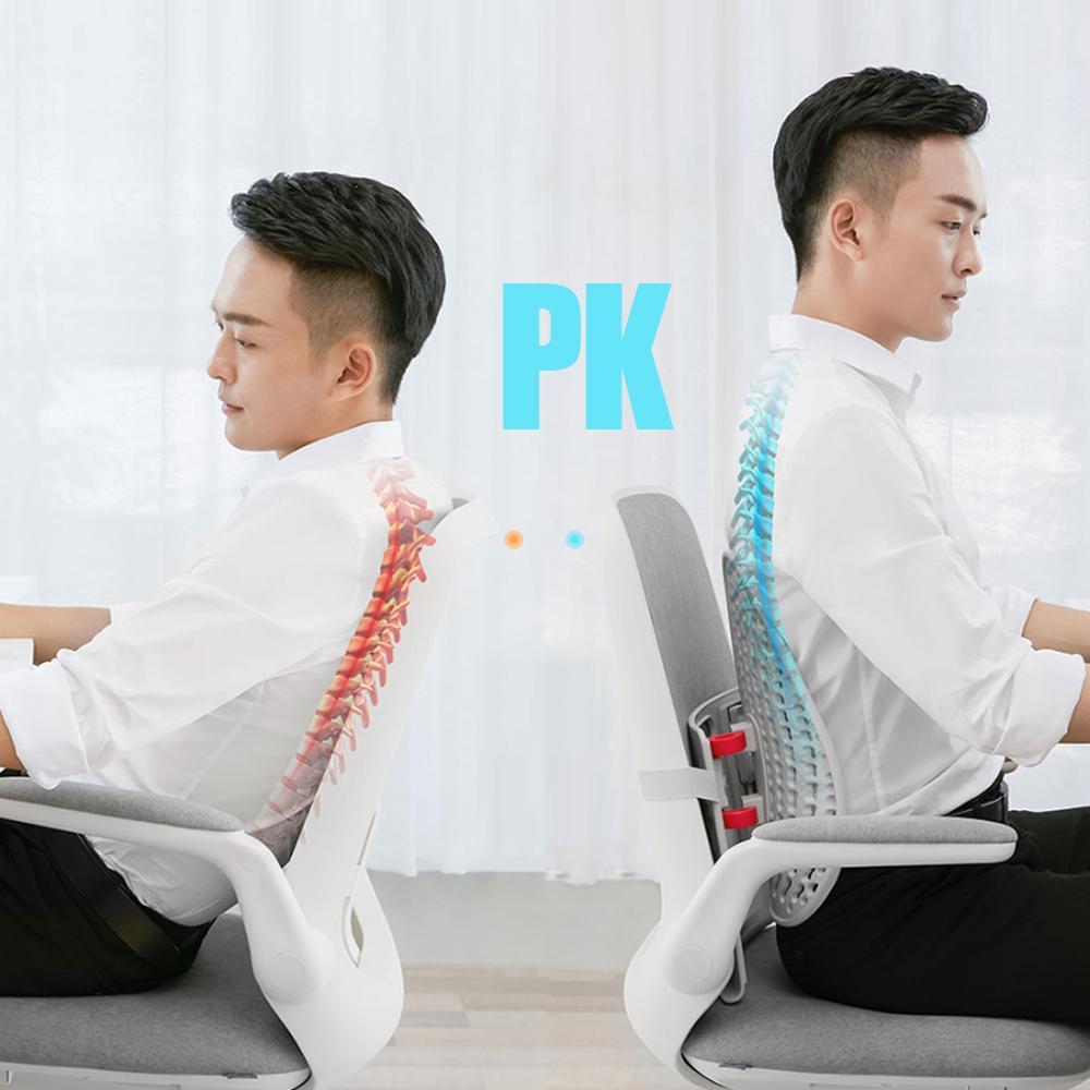 Xiaomi Leband Adjustable Ergonomic Back Backrest Support (3)