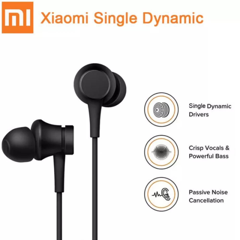 Xiaomi Mi Single Driver In Ear Earphones (1)