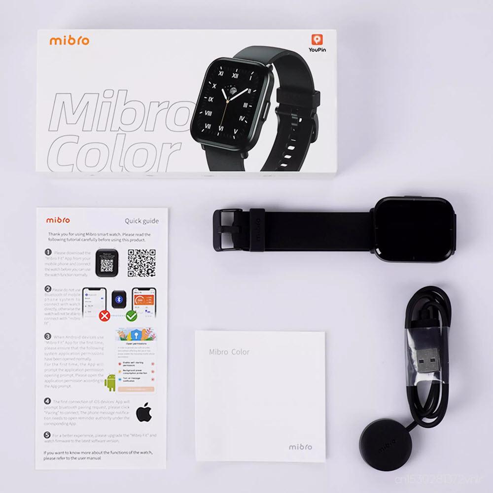 Xiaomi Mibro Color Smart Watch With Spo2 (3)