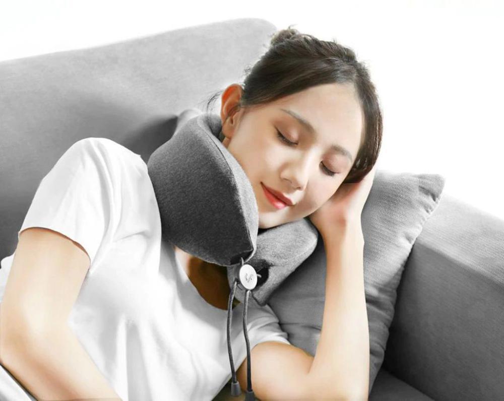 Xiaomi Mijia Lefan Neck Pillow Lr S100 Neck Massage Travel Pillow (5)