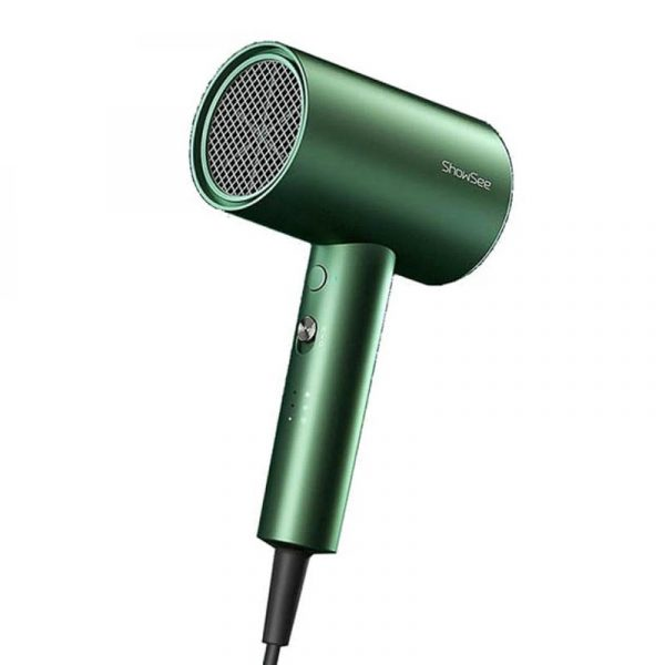Xiaomi Showsee A5 R G Anion Negative Ion Hair Dryer Green