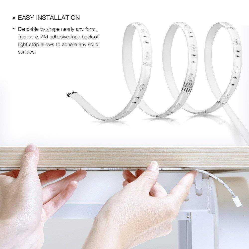 Xiaomi Yeelight Led Color Light Strip 1s 2 Meter (3)
