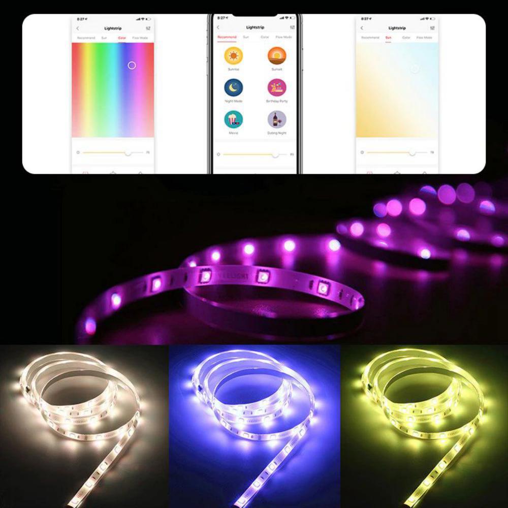 Xiaomi Yeelight Led Color Light Strip 1s 2 Meter (7)