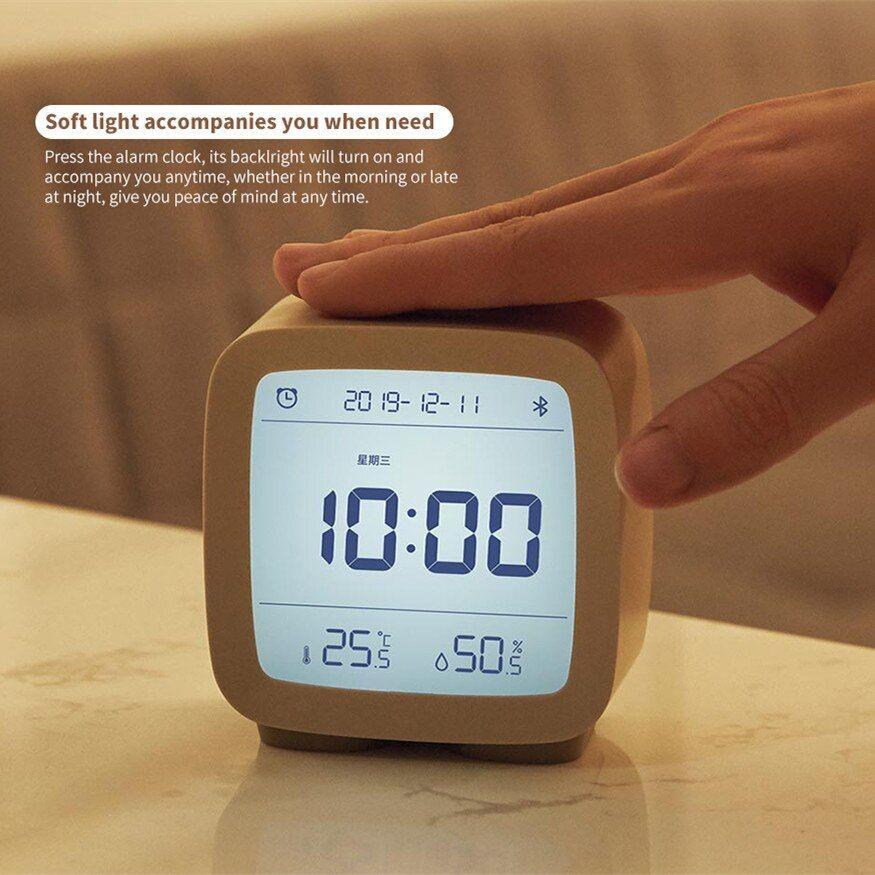 Xiaomi Youpin Qingping Mijia Bluetooth Alarm Clock Alarm Clock Temperature (3)