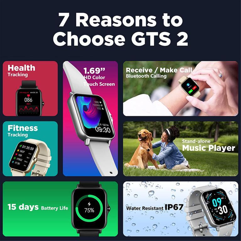 Zeblaze Gts 2 Smartwatch (3)