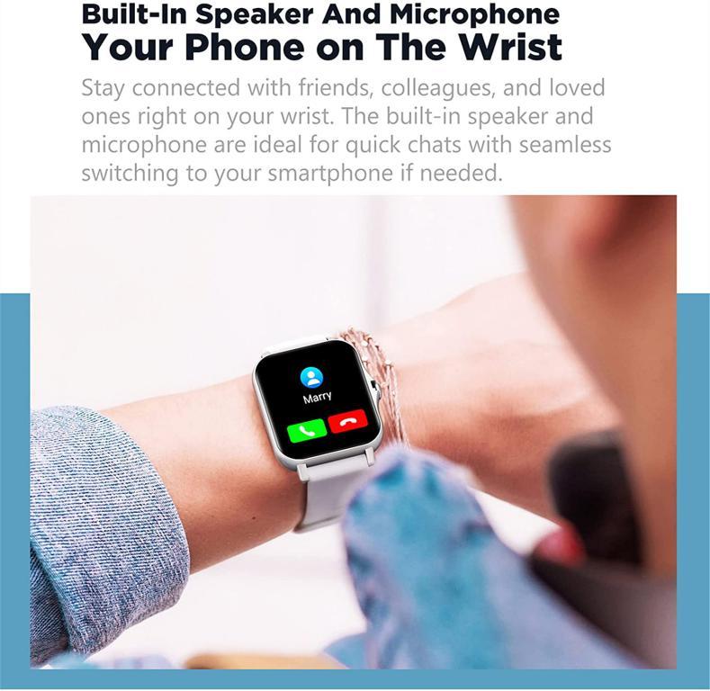 Zeblaze Gts 2 Smartwatch (4)