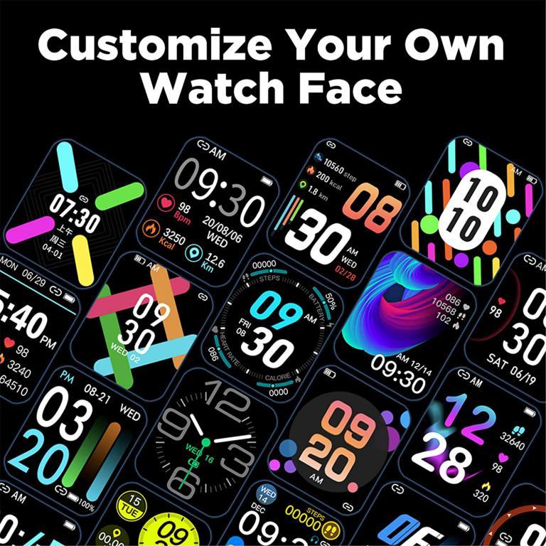 Zeblaze Gts 2 Smartwatch (5)