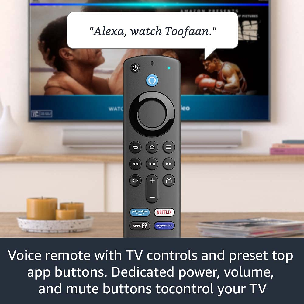 Amazon Fire Tv Stick 3rd Gen 2021 With All New Alexa Voice Remote (3)