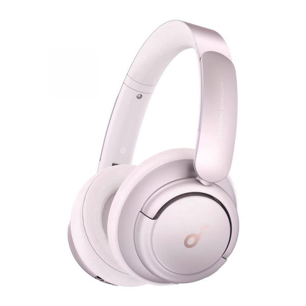 Anker Life Q35 Multi Mode Active Noise Cancelling Headphones Frosted Pearl (1)