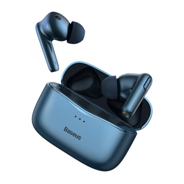 Baseus Simu S2 Anc True Wireless Earbuds Blue (1)
