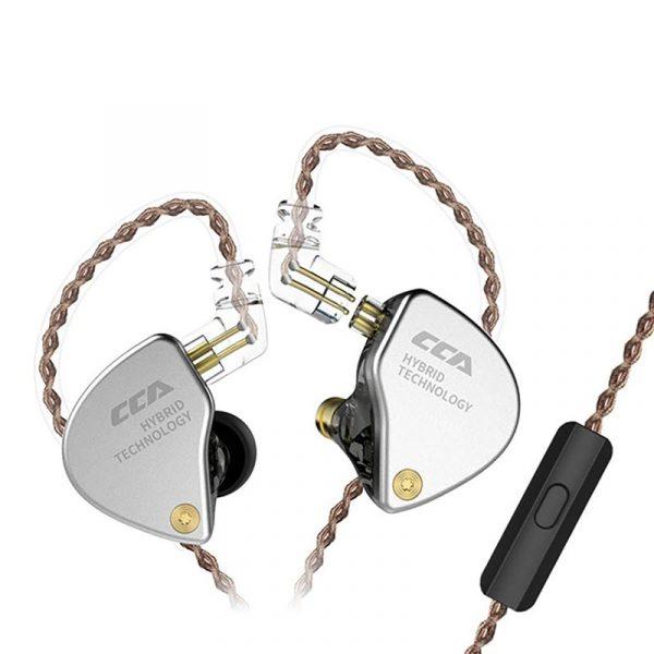 Cca Ca4 Hybrid Dynamic And Balanced Armature Earphones (1)