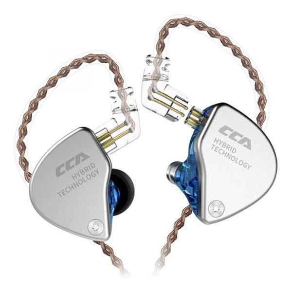 Cca Ca4 Hybrid Dynamic And Balanced Armature Earphones (2)