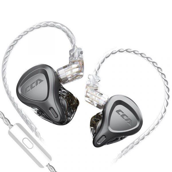 Cca Csn 1ba 1dd Hybrid Noise Reduction Earphone (1)