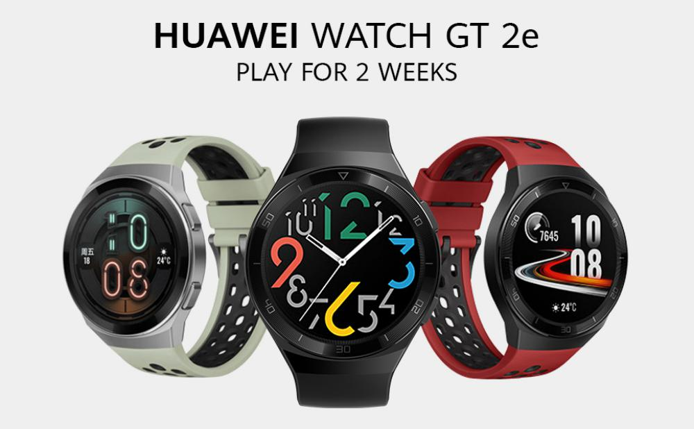 Huawei Watch Gt 2e Bluetooth Smartwatch (2)