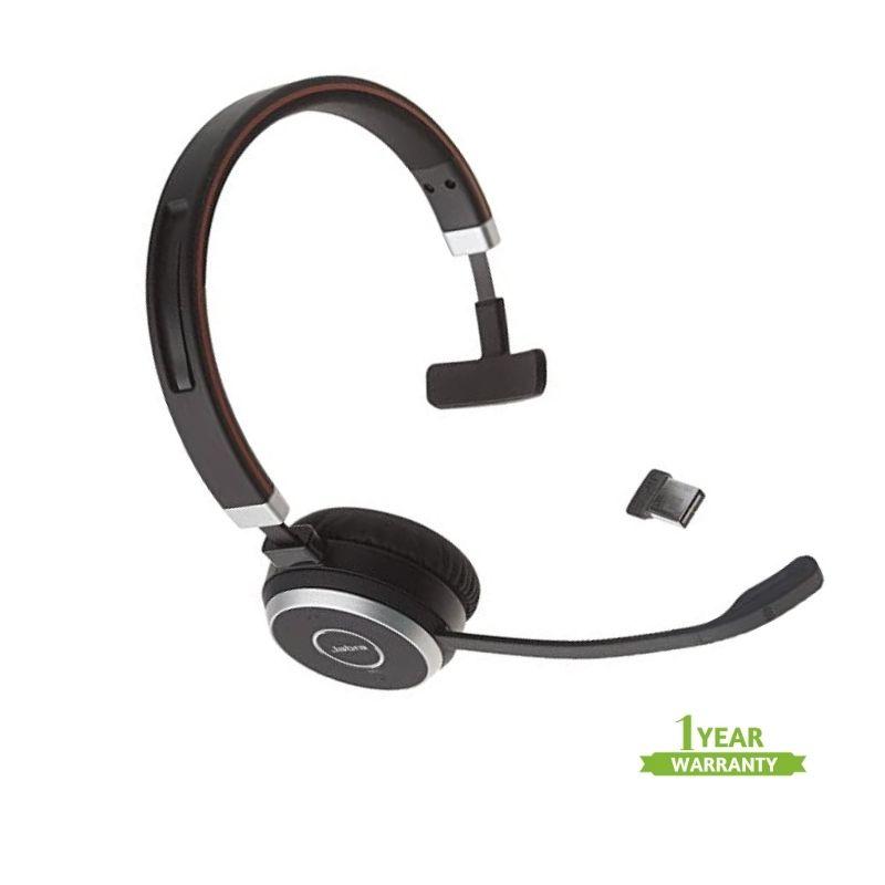 Jabra Evolve 65 Ms Wireless Headset