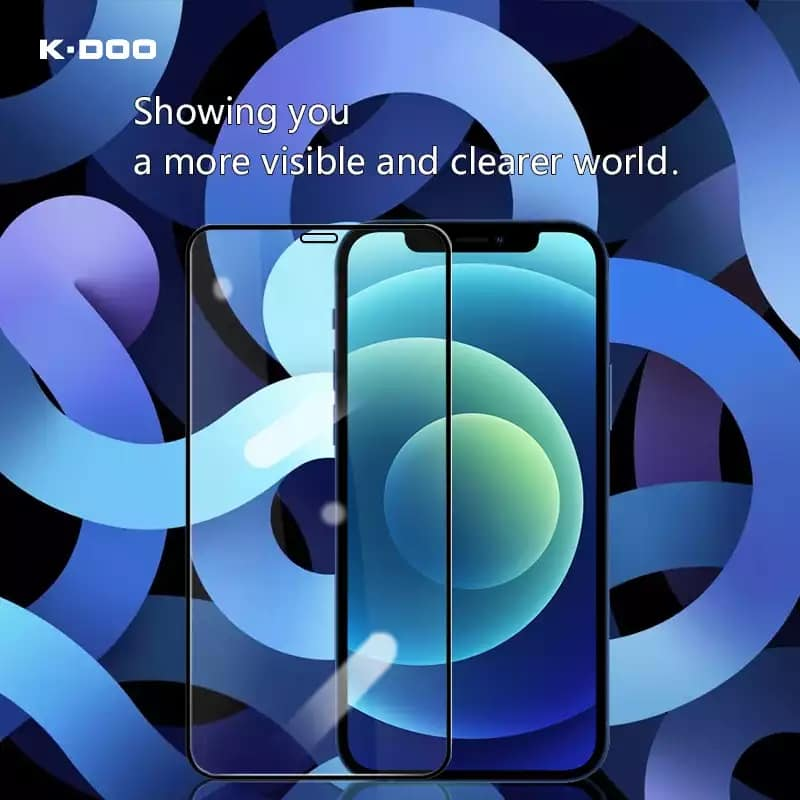 K Doo Preserver Royal Tempered Glass For Iphone 12 12 Pro 12 Pro Max (5)