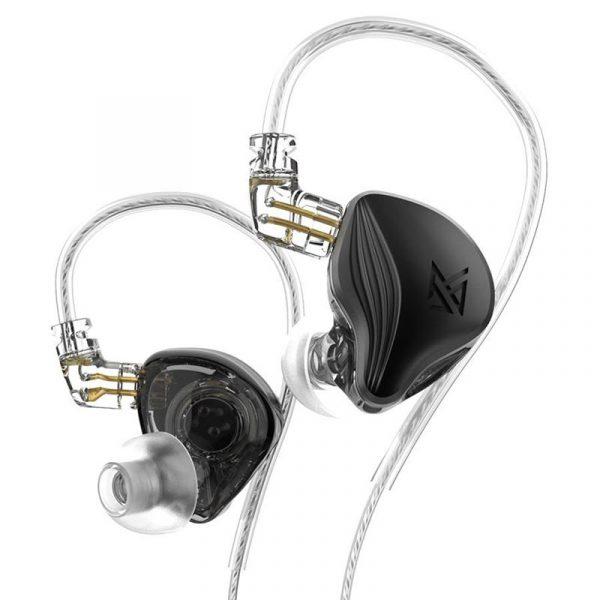 Kz Zex Electrostatic Earphones Double Unit Electrostatic And Dynamic (1)