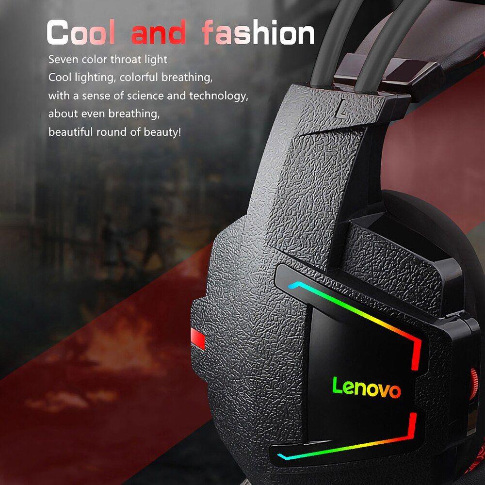Lenovo Hu85 Game Headphone Usb2 0 Colorful With Microphone (4)