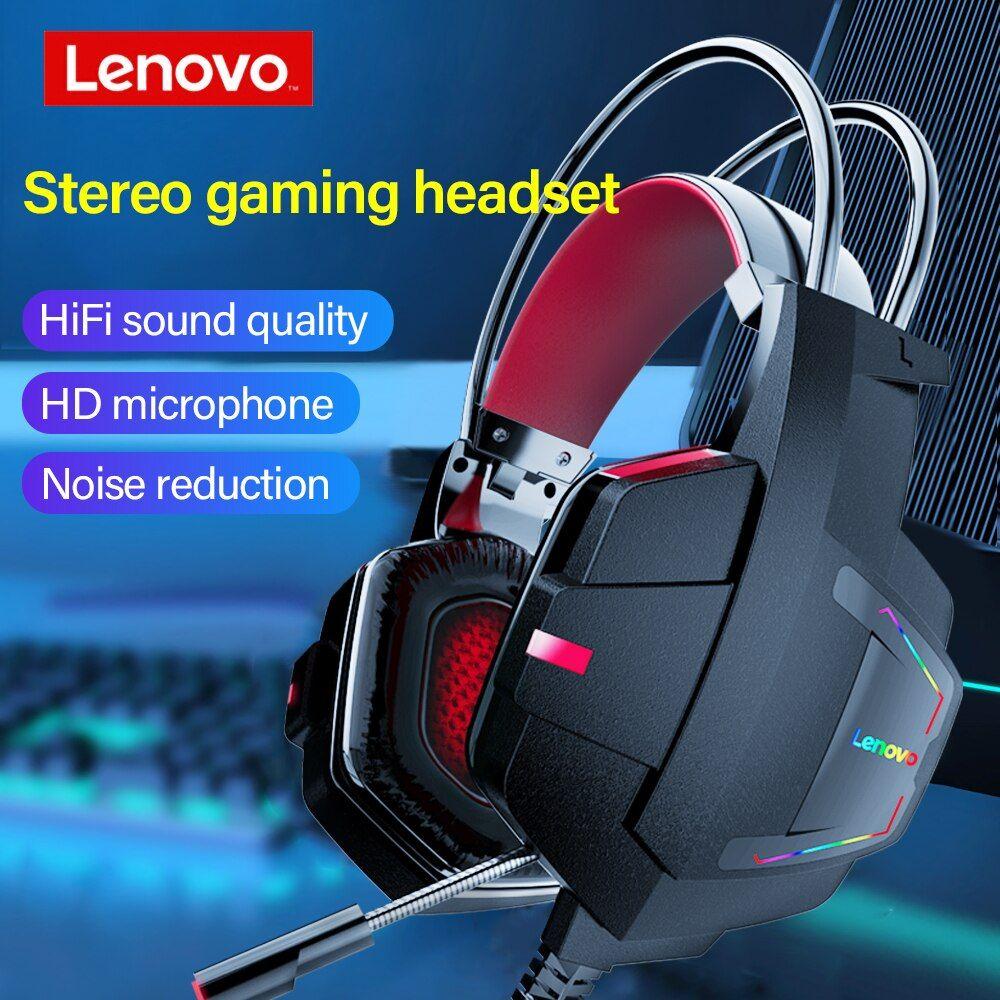 Lenovo Hu85 Game Headphone Usb2 0 Colorful With Microphone (6)