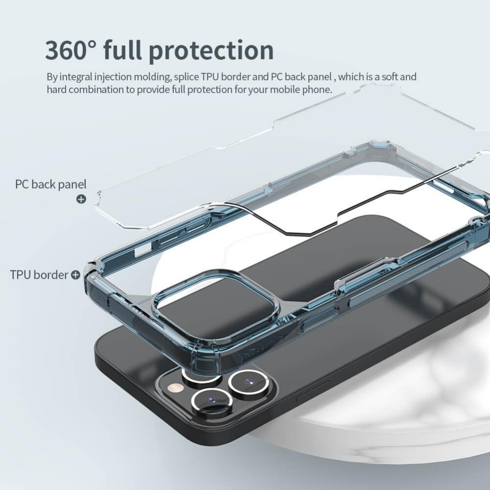 Nillkin Nature Tpu Pro Series Case For Iphone 13 Series (3)